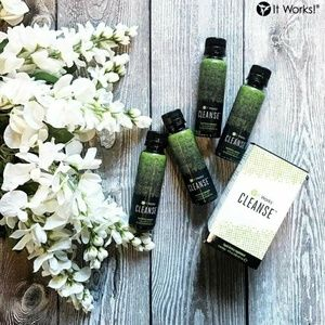 It Works Cleanse plus one wrap